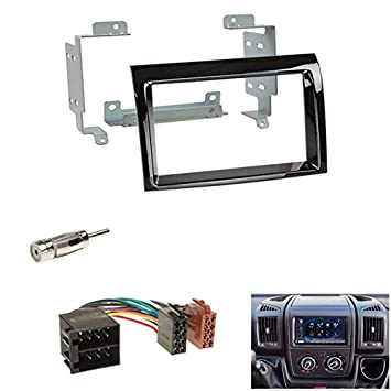 Lenkrad Adapter PEUGEOT BOXER; Auto Radio Adapter