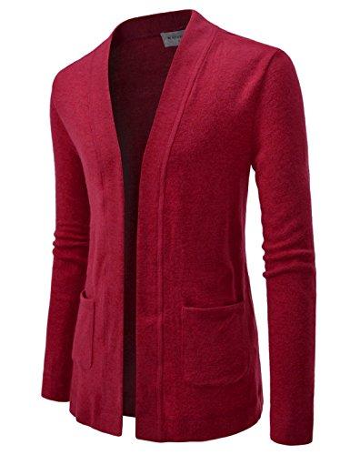 [해외]NEARKIN 오픈 프론트 데일리 룩 버튼이없는 니트 가디건 스웨터/NEARKIN Open Front Daily Look Buttonless Knitwear Cardigan Sweaters