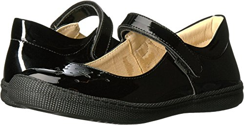 Youth Black Patent Footwear - 6