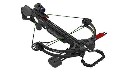 Barnett 78131 Wildcat C7 Crossbow Package with 2 Bolts, Adult