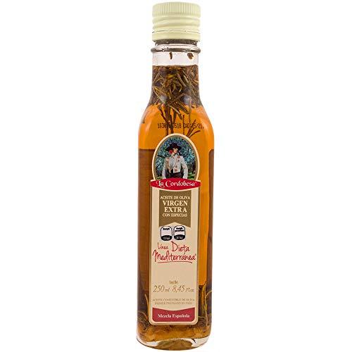 La Cordobesa Aceite de Oliva Virgen Extra Mezcla Española, 250 ml
