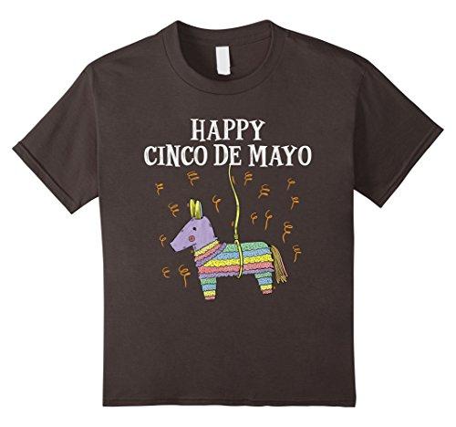 Kids Happy Cinco De Mayo T-Shirts