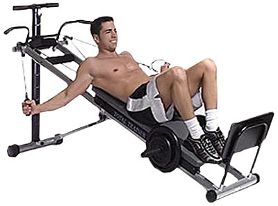 Bayou Fitness Total Trainer DLX-III Home Gym by Bayou Fitness