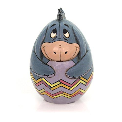 Jim Shore Disney Character Egg - Eeyore (Eeyore Character)