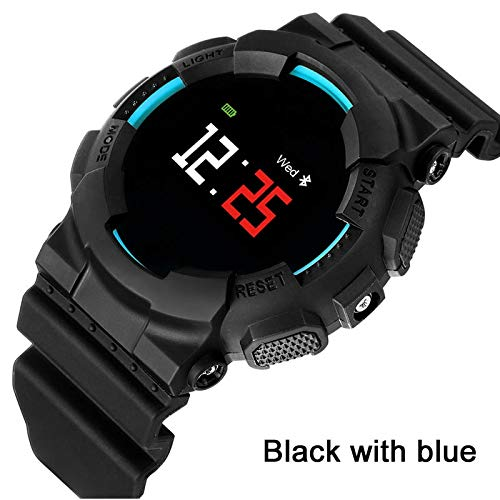 ZCPWJS Pulsera Inteligente MX Reloj Inteligente Hombres ...