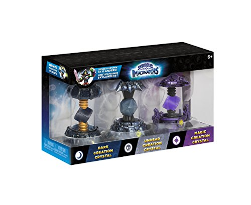 Skylanders Imaginators Creation Crystal 3-PK #4