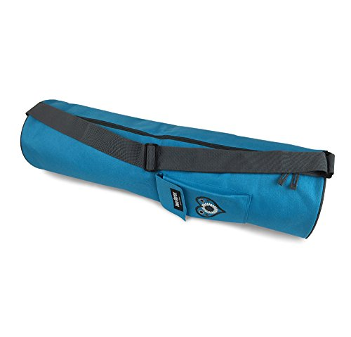 Two Ogres Yoga Mat Bag with Mesh Bottom for Air Flow, Large Size, 28
