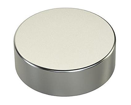 AOMAG® N52 40 mm x 20 mm de diámetro redondo de neodimio imanes D 40 x 20 mm cilindro photoslt
