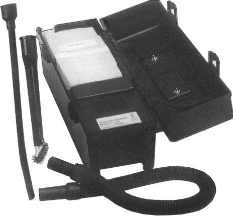 Atrix Omega Plus VACOMEGA Handheld Portable Service Office V