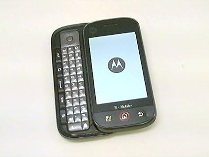 Motorola CLIQ MB200 Android Quadband GSM - Teléfono móvil con ...