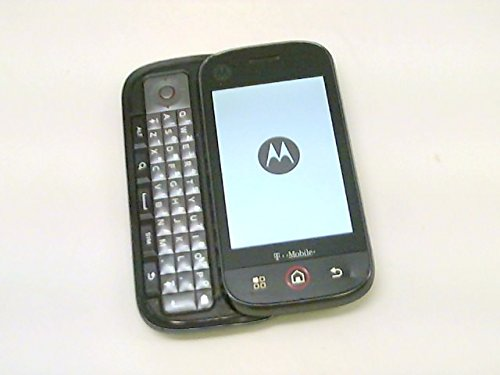 Motorola CLIQ MB200 Android Quadband GSM Mobile Cell Phone With QWERTY Keyboard T