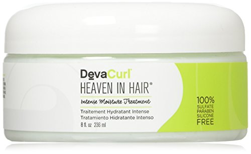 DevaCurl Heaven In Hair Divine Deep Conditioner, 8 Ounce