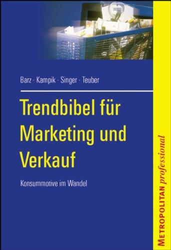 Trendbibel für Marketing und Verkauf: Konsummotive im Wandel