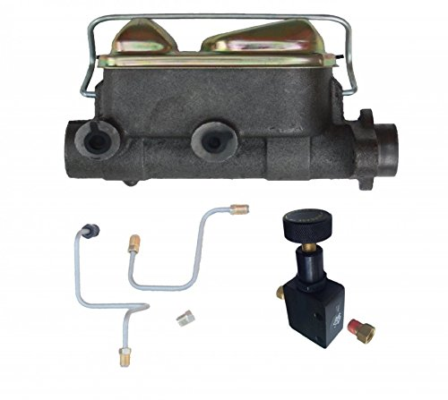 Mustang Manual Brake Disc - GPS Automotive FC0001HK - Hydraulic Kit - Manual Brakes