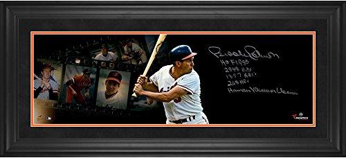 Baltimore Orioles Brooks Robinson Framed (Brooks Robinson Baltimore Orioles Framed Autographed 10