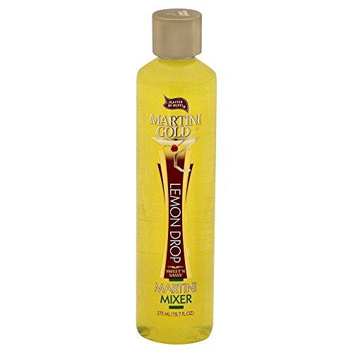 Master of Mixes Martini Gold Lemon Drop, 12.6800-ounces (Pack (Lemon Drop Mixer)