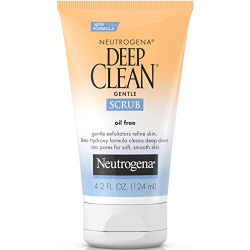 Neutrogena - Oil Free Deep Clean Gentle Scrub (4.2 oz.) 1 pcs sku# 1897251MA