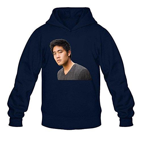 Custom Men's RyanHiga Youtuber Printed Sweatshirt Pullover Hoodie