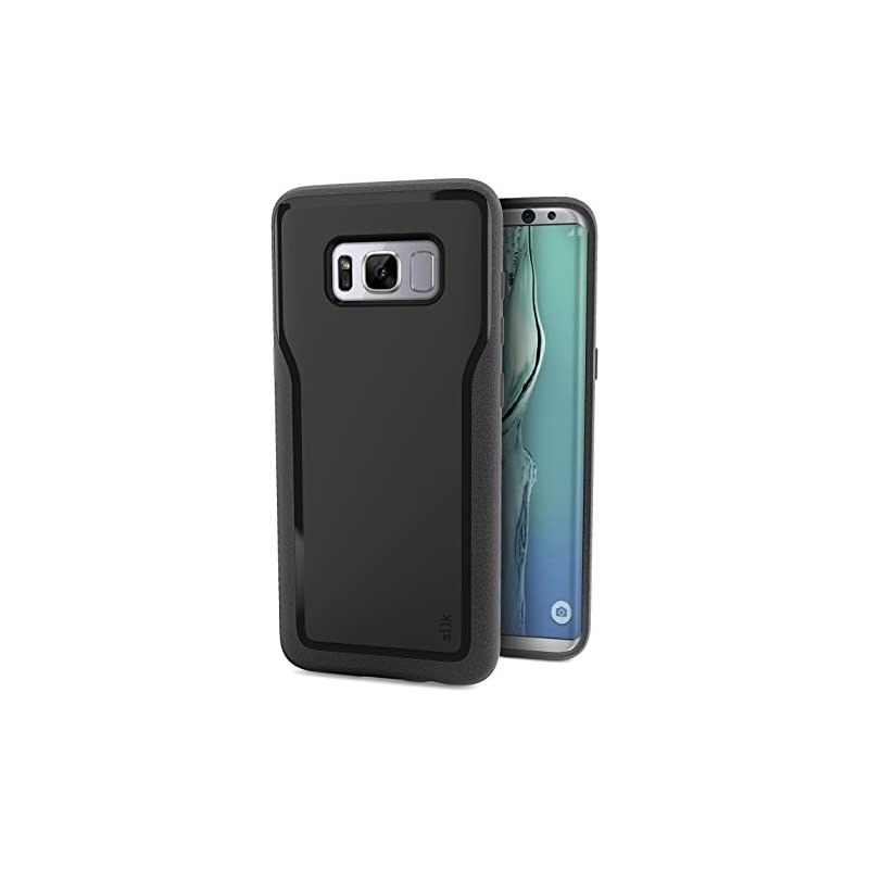 Silk Galaxy S8 Grip Case - Base Grip Lig