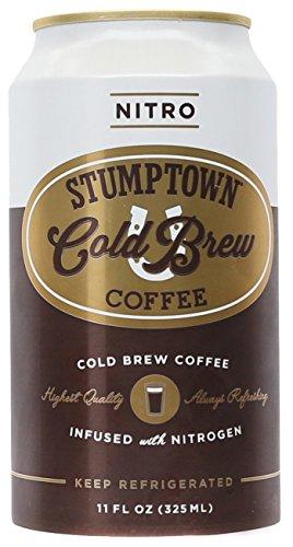 Stumptown Coffee Coryza Brew Nitro, 11 oz