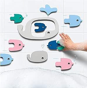 Quut Q171027 Whale Bath Puzzle opia