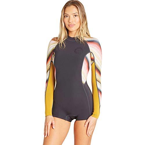 2250c13c2a053 Billabong Women s Spring Fever Long Sleeve Springsuit