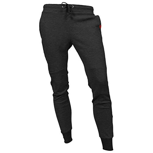 63a6b508dac 60%OFF Hat and Beyond DR Casual Fleece Jogger Pants Active Elastic Urban  Slim Fit