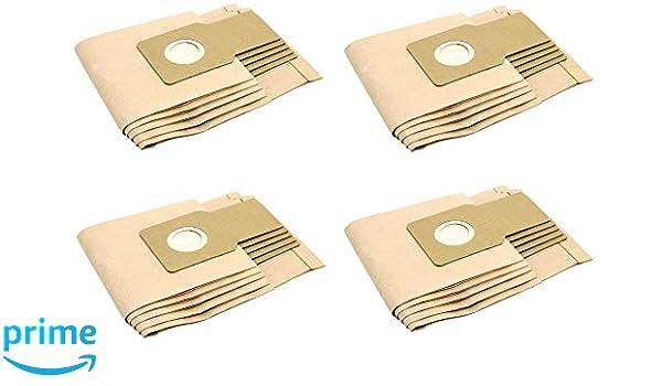 Pack de 20 bolsas para aspiradoras Panasonic: Amazon.es: Hogar