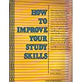 How To Improve Your Study Skills, Coman, Marcia J., 0844256536