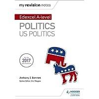 My Revision Notes:  Edexcel AS/A-level Politics: US Politics