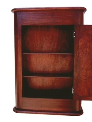 Madrid Medicine Cabinet / Cherry / Solid Wood & handmade / Surface mount by D&E Wood Craft Cabinets (Image #4)