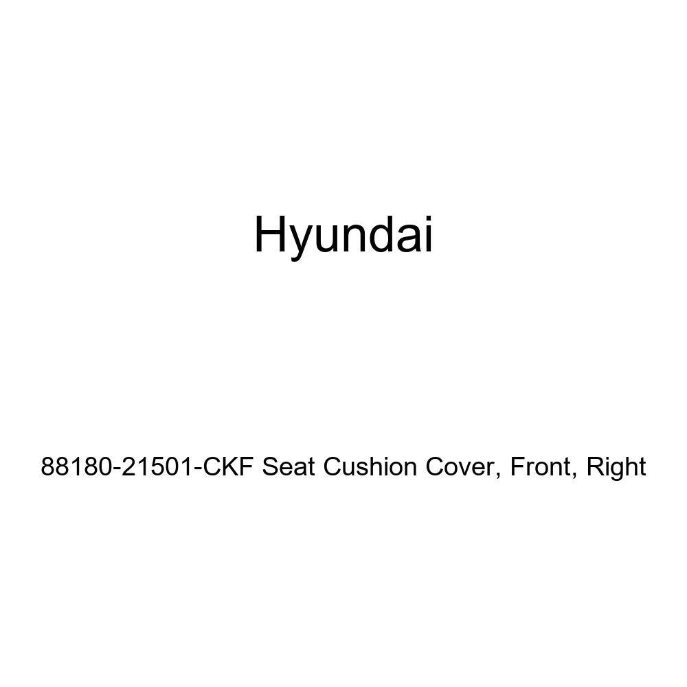 Right Genuine Hyundai 88180-21501-CKF Seat Cushion Cover Front