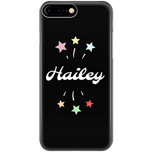 Hailey Custom Name Personalized For Hailey - Phone Case Fits Iphone 6 6s 7 (Hailey Cut Out)