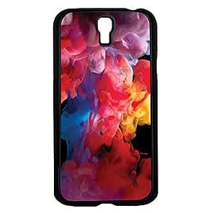 Colorful Smoke Hard Snap on Phone Case (Galaxy s4 IV)