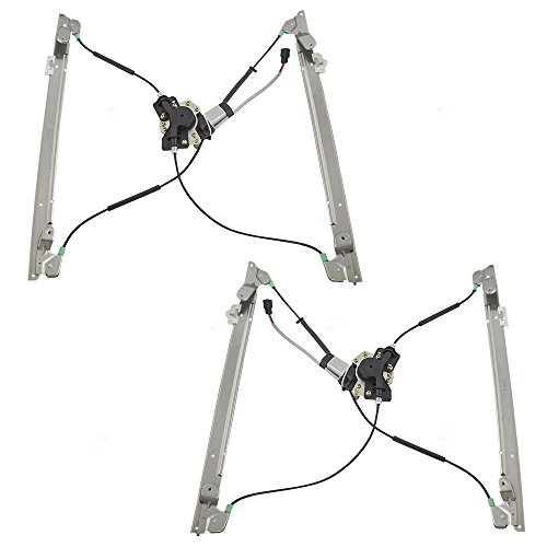 03 caravan window regulator - 9