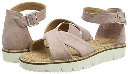 Rosa Descubierta Punta 610 Shoes De Mujer Marc Sandalias Mia rose ORqnw4