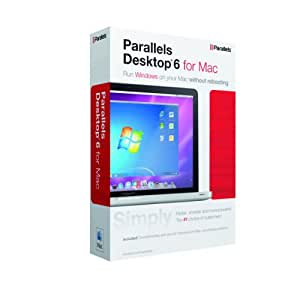 Parallels Desktop 6 for Mac [Old Version]