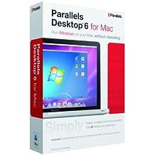 Parallels Desktop 6 for Mac [Old Version]