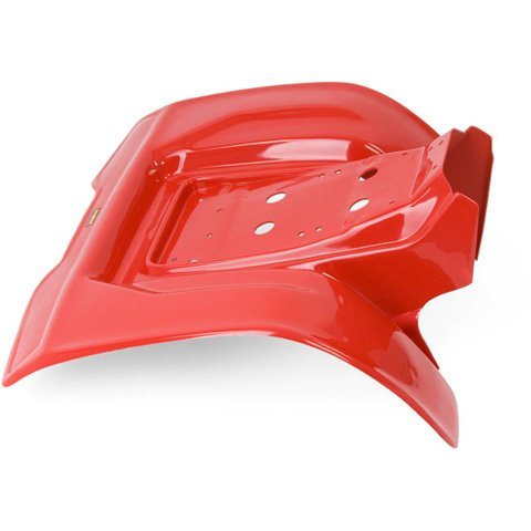 Maier 11980-2 Red Rear Fender Maier Rear Fender