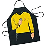 ICUP Star Trek Captain Kirk be The Character Apron
