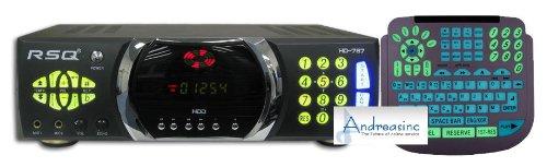RSQ HD-787 320GB Hard Drive Karaoke Player OPEN BOX