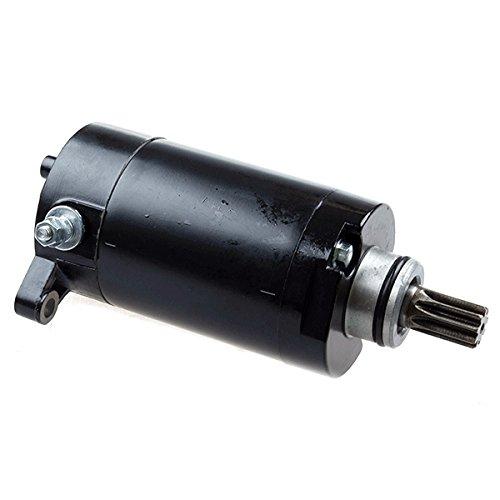 Black Starter Motor for Lexmoto Aspire 125 TD125-43 (STRMTR038)