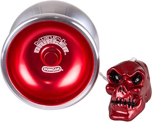 Duncan Metal Drifter Yo-Yo Colors will vary (Promotional Yo Yos)