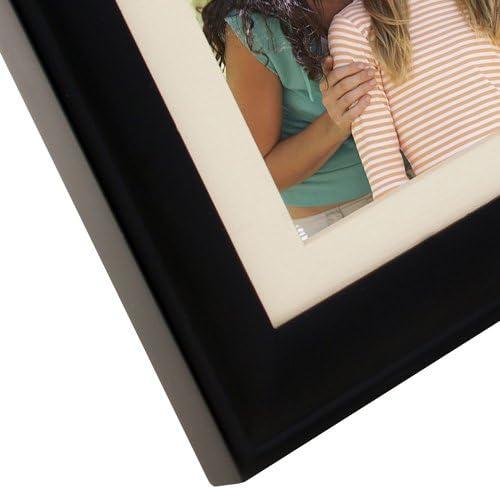 Black Pandigital PAN5000W02  5-Inch Digital Picture Frame
