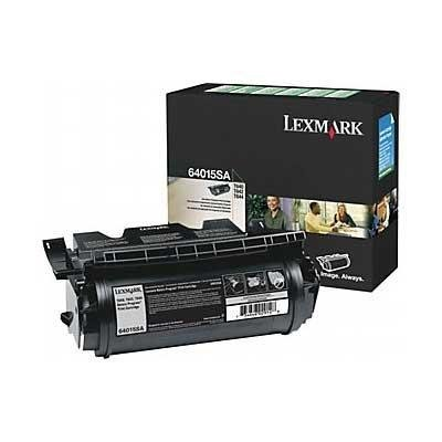 Lexmark T640, T642, T644 Return Program Toner Cartridge (6,000 Yield), Part Number 64015SA, Office Central