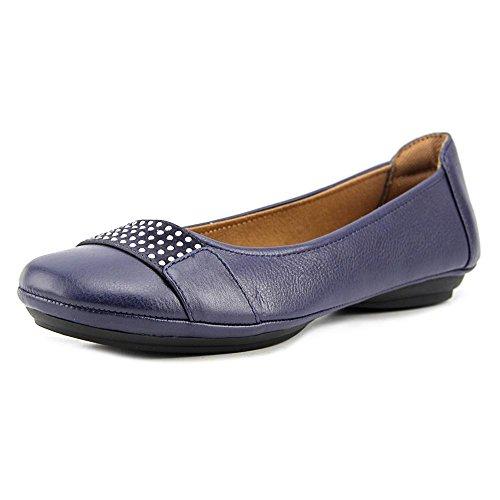 Comfortiva Sallis Women US 8.5 Blue Flats