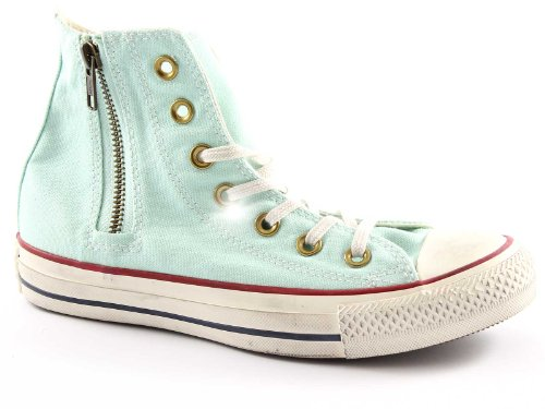 CONVERSE Chuck Taylor All Star Side Zip Hi sneakers TESSUTO FOAM 39