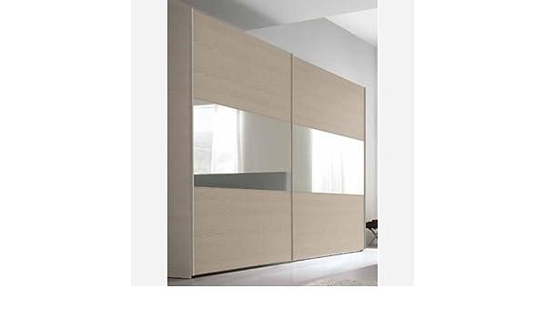 emporio3 Armario Dormitorio de 2 Puertas correderas – va764: Amazon.es: Juguetes y juegos