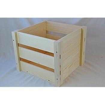 this item lp record storage crate