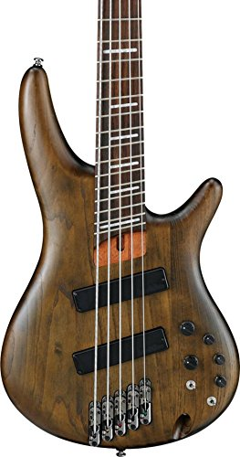 Ibanez Bass Workshop SRFF805 Multi-Scale - Walnut ()